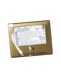 Filaments Ballet Or - F2 - 50/bte