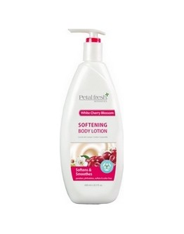 Lotion corporelle Petal Fresh 'Cerise blanche' - 20,3 on