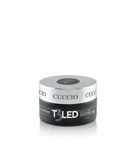 Gel T3 LED/UV blanc Cuccio - 1 on