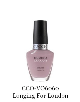 Vernis ongles Cuccio - Longing For London - 13 ml