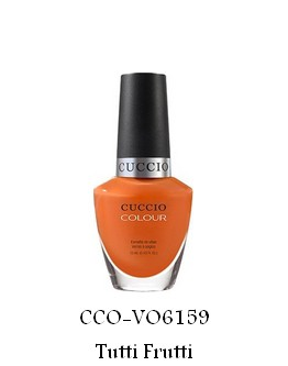 Vernis à ongles Cuccio -Tutti Frutti (Sweet as Sugar) - 13 ml