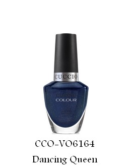 Vernis à ongles Cuccio  - Dancing Queen (Coll Royale) - 13 ml