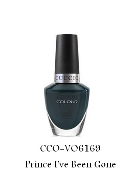Vernis à ongles Cuccio - Prince I've Been Gone (Coll Royale) - 15 ml