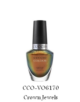Vernis à ongles Cuccio - Crown Jewels (Coll Royale) - 13 ml