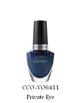 Vernis à ongles Cuccio - Private Eye (Cinema Noir) - 13 ml