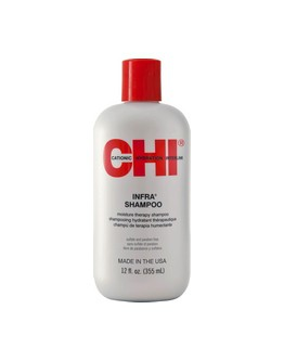 Shampoing hydratant thérapeutique CHI Infra - 12 oz (355 ml)