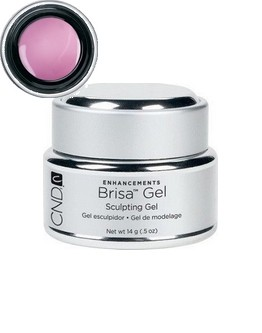 Gel de modelage Rose Pur Diaphane Brisa CND - 14 g (0.5 oz)