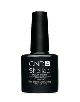 Shellac - Overtly Onyx - 7.3 ml