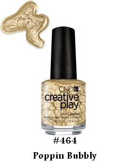 Vernis Creative Play CND - Poppin' Bubbly - 13.6 ml (0.46 oz)