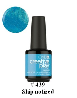 Gel Creative play 'Ship notized' #439 - 0.5 on