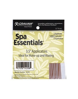 Mini-bâtonnets 3.5'' Graham Spa Essentials - 100/paquet