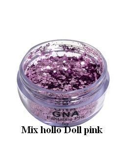 Mix hollo 'Doll pink' # M915 - 5 g