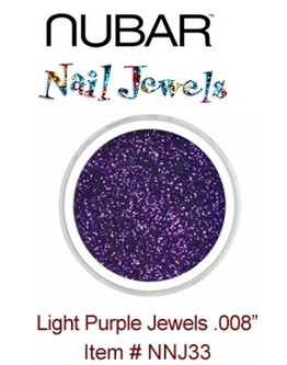Paillettes Nubar 'Light Purple' .008'' - 15 g