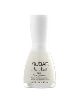 Durcisseur Nu-Nail - fini naturel Nubar - 0.5 on (15 ml)