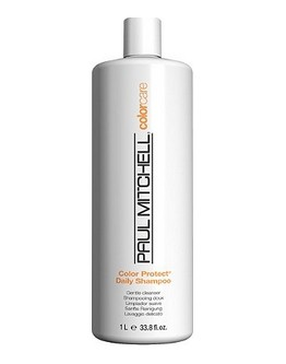 Shampooing doux 'Color Protect' Paul Mitchell - litre (33,8 oz)