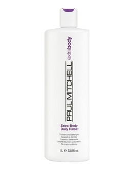 Rinse 'Extra-Body' Paul Mitchell - litre (33,8 oz)