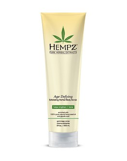 Exfoliant -Anti age- Hempz 265 ml