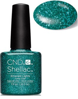 Shellac - Emerald Lights (Starstruck) - 7.3 ml