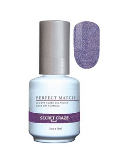 Duo Perfect Match - Secret Craze (Sultry Vibes) - 2 x 15 ml (2 x 0.5 oz)